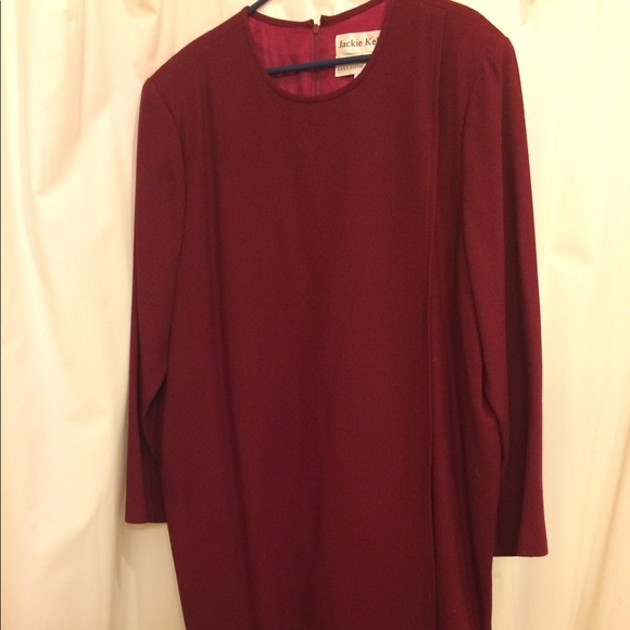 Saks Fifth Avenue Dresses | Dress Plus Size 20 Long Sleeves | Poshmark